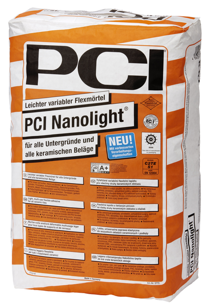 PCI Nanolight® Flexmörtel 15 kg