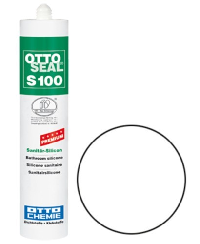 OTTOSEAL® S100 Premium-Sanitär-Silicon 300 ml - Transparent C00